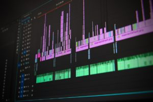 Formations post-production audiovisuelle